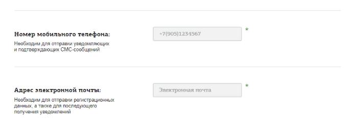 Номера и адреса
